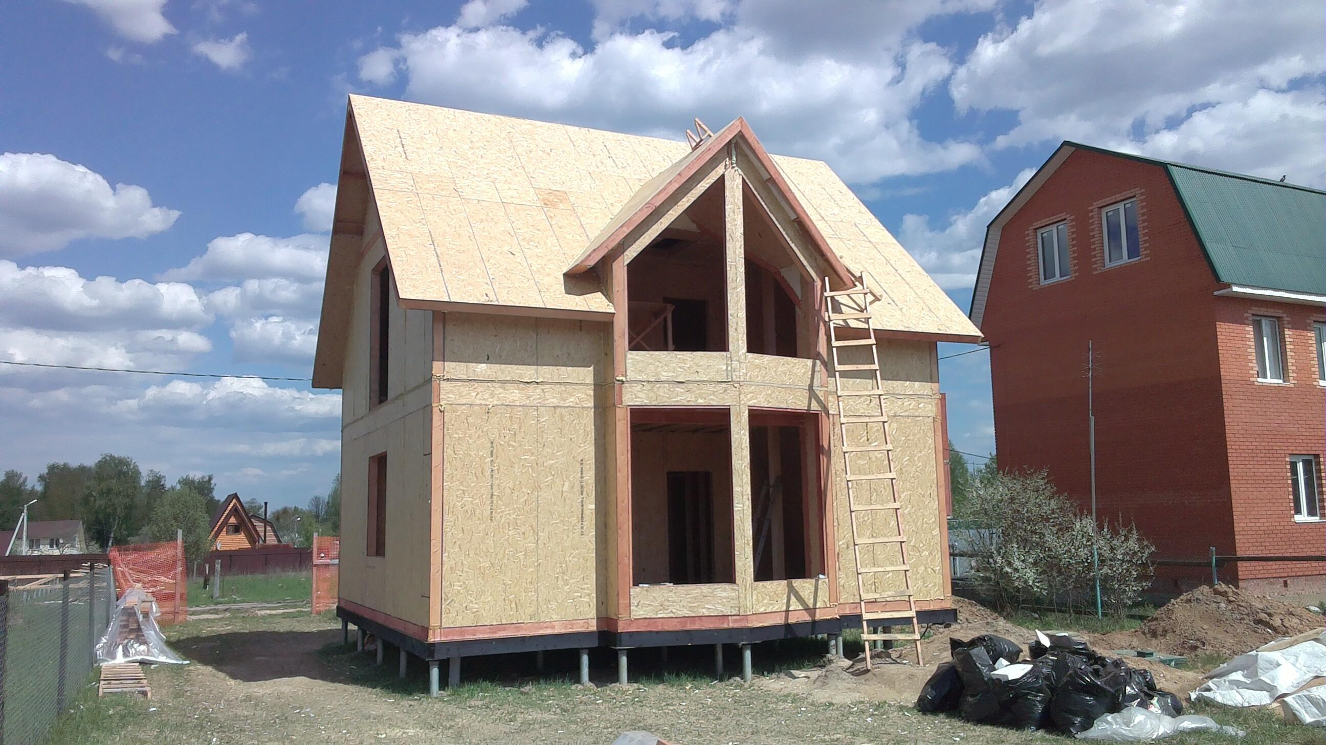 Дом по проекту Созвездие