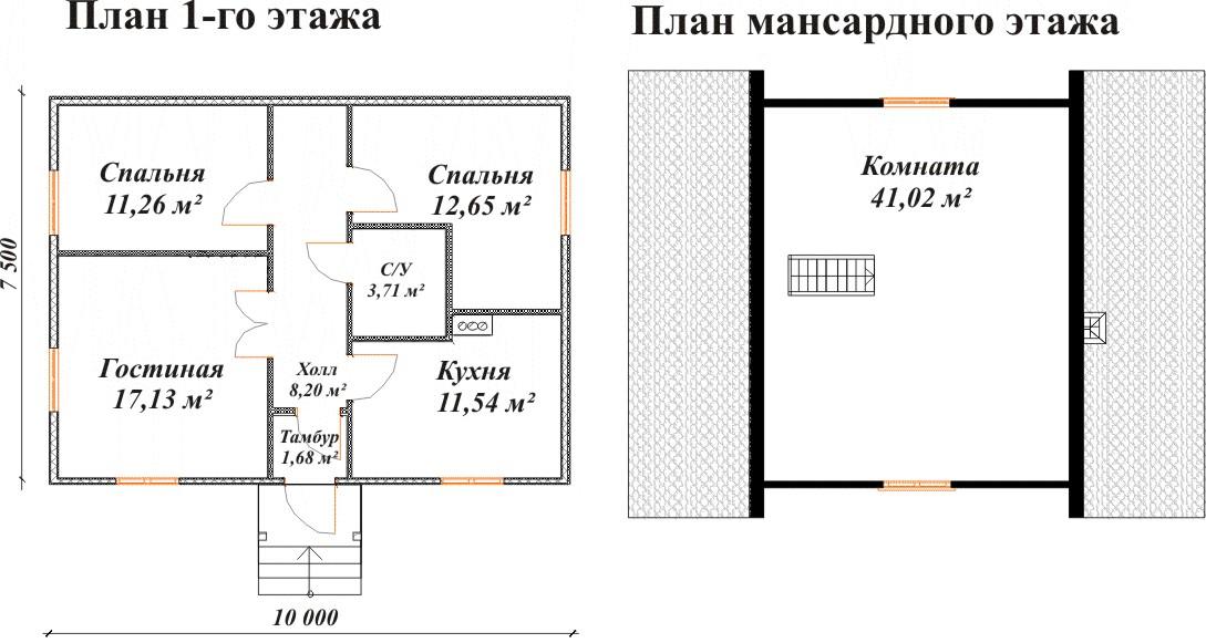 Дизайн спален с балконом